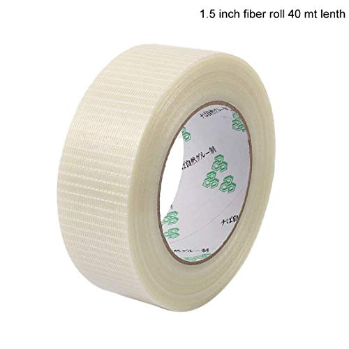 Lycan Safety Anti Crack Water Proof Cricket Bat Face Protection Fiber Tape Roll 34 mm Price & Reviews