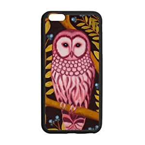Owl iPhone 6 Case,Fashion Cool Cute Owl iPhone 6 4.7 wangjiang maoyi