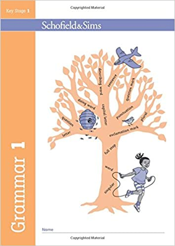Grammar and Punctuation Book 1: Year 1, Ages 5-6: Amazon co uk