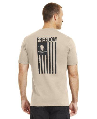Under Armour Men's UA WWP Freedom Flag T-Shirt