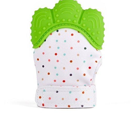 【爆売りセール開催中!】 MyBabyLove Baby Teething Mitten、ベビー歯ブラシグローブ MyBabyLove Baby、自己癒しのTeether&赤ちゃん100%の食品グレードBPAフリー - - 年齢3~12ヶ月のための歯の救済玩具 B078YDCM5G, 生活雑貨なんでもアリス:1095c0d9 --- a0267596.xsph.ru