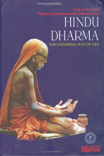 Hindu Dharma: The Universal Way of Life