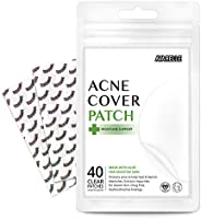 Avarelle Acne Cover Patch Frontline Support Hydrocolloid. Aloe Oil for Sensitive Skin. Certified Vegan & C