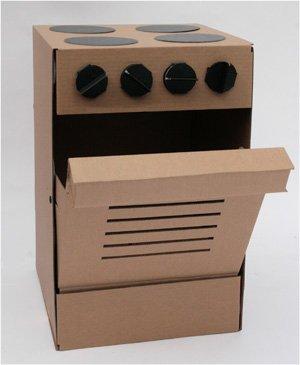 Horno para pintar) de cartón de cardanio - Fabricado en Alemania,: Amazon.es: Juguetes y juegos