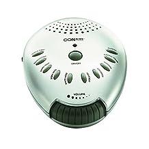 Conair Sound Therapy Sound Machine, Silver