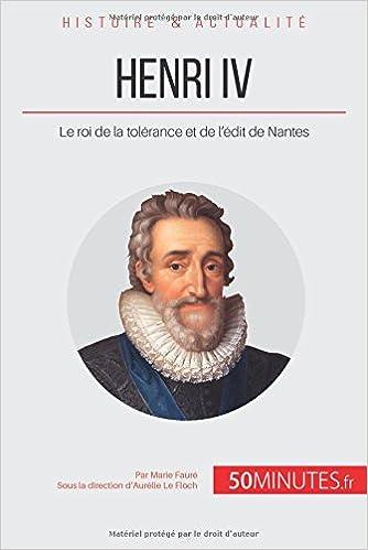 Édit de Nantes (French Edition)