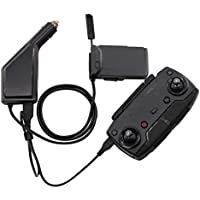 Sikye RC toys Charger,3in1 Car Charger Adapter for DJI Mavic Air Remote Control & Battery Charging Hub