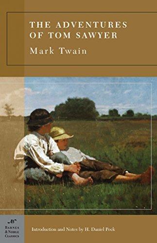 The Adventures of Tom Sawyer (Barnes & Noble Classics Series) (Tom Barnes)