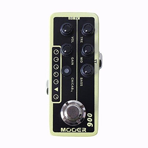 - MOOER Guitar Digital Preamp (006 Classic Deluxe)