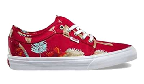 Vans Chukka Low Aloha Chili Pepper Sneakers Men's (11.5 Men's)