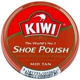 #9: Kiwi Mid Tan Shoe Polish 32g (1-1/8 Oz.)
