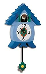 Coo Clock Sheep