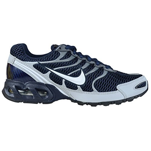 Nike Mens Air Max Torch 4 Running Shoe (Obsidian/White-Wolf Grey, Size 7) by Nike (Image #3)