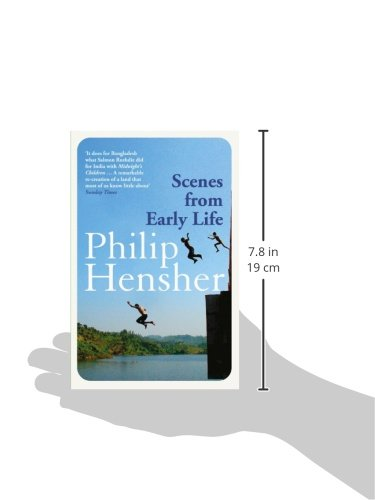 Scenes From Early Life Amazon Philip Hensher 9780007450107