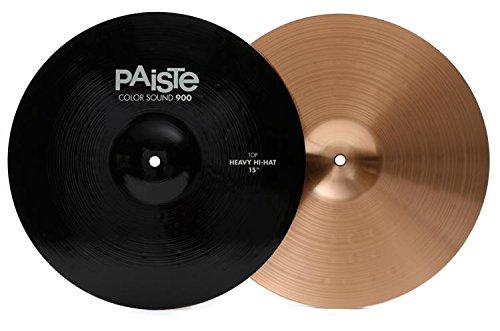 (Paiste Color Sound 900 Heavy Hi-hat Cymbals - 15