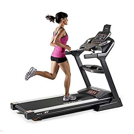 Sole Fitness - Cinta de Correr F85-20 Bluetooth 4.0/7.0 HP 22 km/h ...