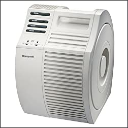 Honeywell Long-Life Pure HEPA QuietCare Air Purifier 17000