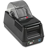 DLXi, Direct Thermal Printer, 2.4 Inch, 203 Dpi, 8MB, 5 Ips, 100-240 VAC PS , USB-A, Serial, US Power Cord