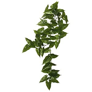 OKSLO Gracie Oaks Artificial Begonia Hanging Bush Branch 78