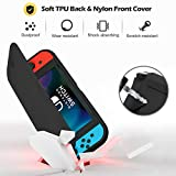 ProCase Nintendo Switch Flip Cover with 2 Pack
