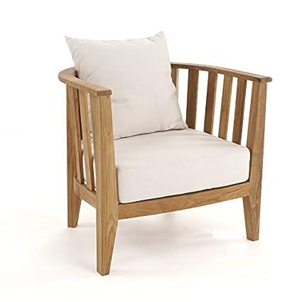 Amazon.com: kafelonia Club silla: Jardín y Exteriores