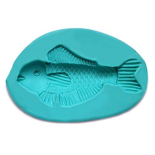 Scott Clark Woolley Carp Fish Mold
