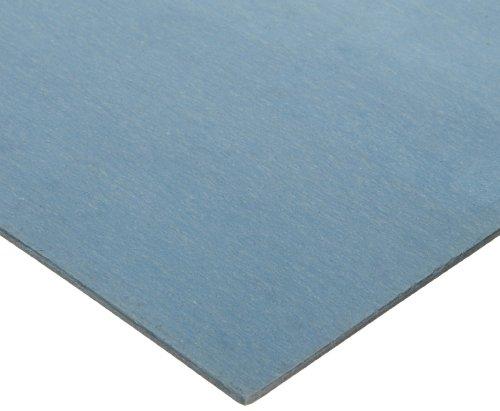 Aramid/Buna-N Sheet Gasket, Blue, 1/16