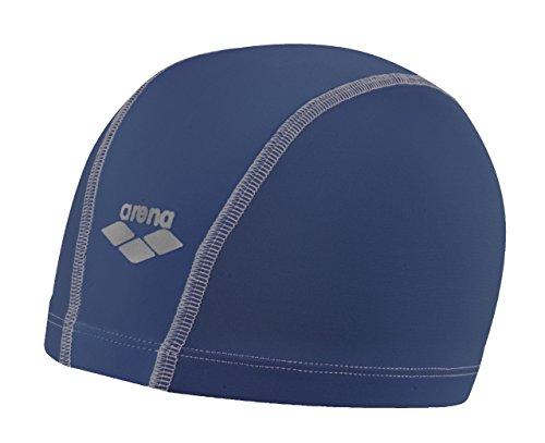 Arena Unix, Denim/Denim/Silver, One Size Denim Nylon Cap