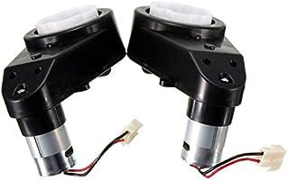 Gesteam Dc 12 / 6V Motor Eléctrico Caja de Engranajes Accionamiento del Motor Six Plum Universal Metal Motor Accesorio para Niños Ruedas de Potencia Coche, Rs55012V Rpm: 16000Rmp: Amazon.es: Bricolaje y herramientas
