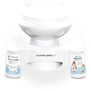 Amazon Com Squatty Potty The Original Bathroom Toilet