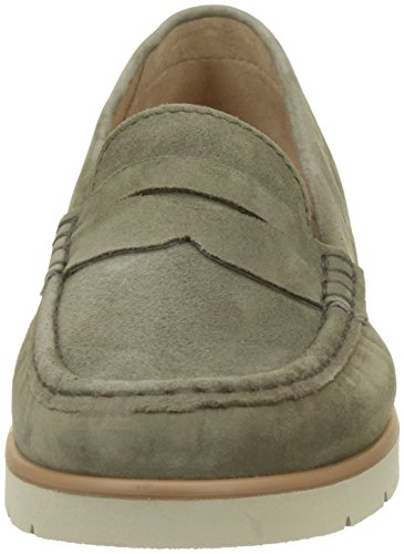 Gabor Women's Casual Loafers Green (Oliv Natur) zt6K1M