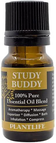 Study Buddy - 100% Pure Essential Oil Blend