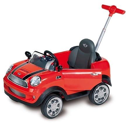 Primipassi Mini Cooper Push Car Biemme 1612R