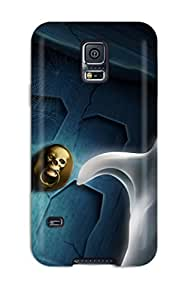 NuTgUtG8629GDpfj JessicaBMcrae Awesome Case Cover Compatible With Galaxy S5 - The Halloween House