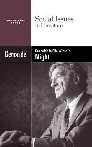 Genocide in Elie Wiesel's Night (Social Issues in Literature) pdf epub