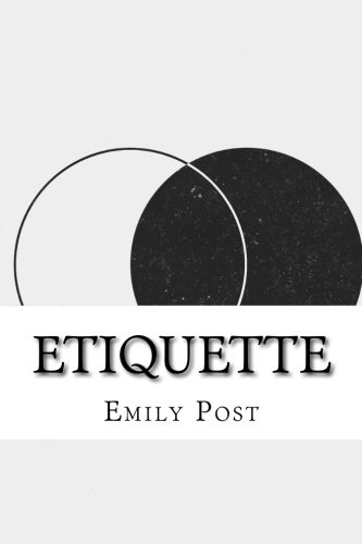 Read Online Etiquette ebook