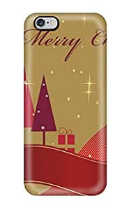 Snap-on Case Designed For Iphone 6 Plus- Holiday Christmas