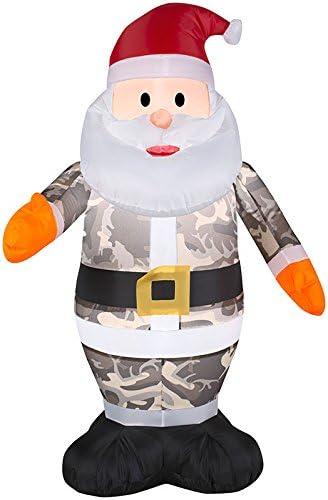 Gemmy Inflatable Santa