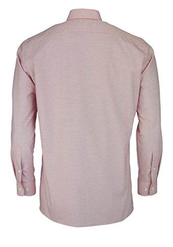 OLYMP Luxor Modern Fit Hemd Extra Langer Arm Muster Rot AL 69