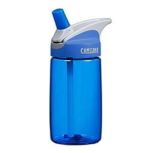Camelbak Eddy Kids Water Bottle 0.4L (12oz) - Blue