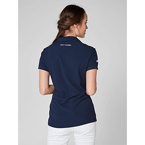 Hansen Evening Donna Helly Blue Crewline Polo W Blu 6xAB7