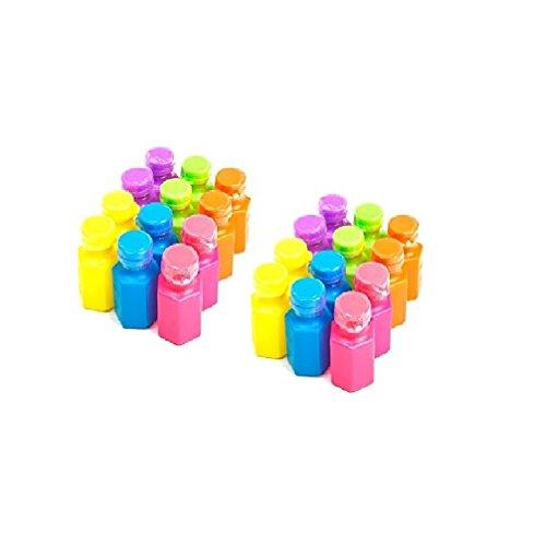 Neon Party Bubbles 2 Pack -