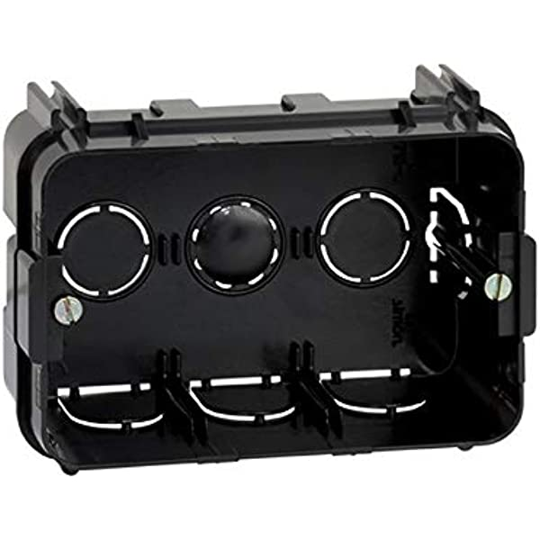 Simon 27710-31 - Caja Empotrar (Tipo Americano): Amazon.es: Bricolaje y herramientas