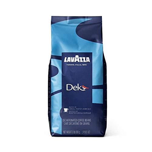 Lavazza Decaf Espresso Bean, 1.1 lb