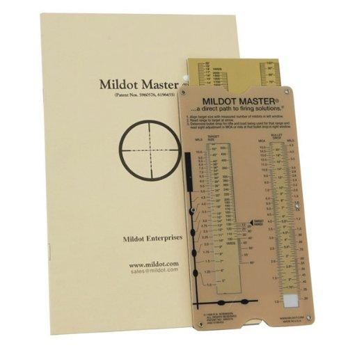Master Slide - Mildot Master
