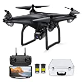 Best Drone With Cameras - Potensic D58, FPV Drone with 1080P Camera, 5G Review