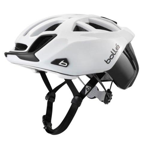 Bolle The One Road Standard Helmet, 54-58cm, Black/White