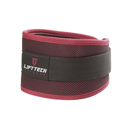 "Lift Tech 5"" Women's Foam Weightlifting Belt, Teal, Small"