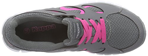 Kappa Footwear Basses Baskets Light Fox Unisex Mesh Synthetic Femme qqrCPa