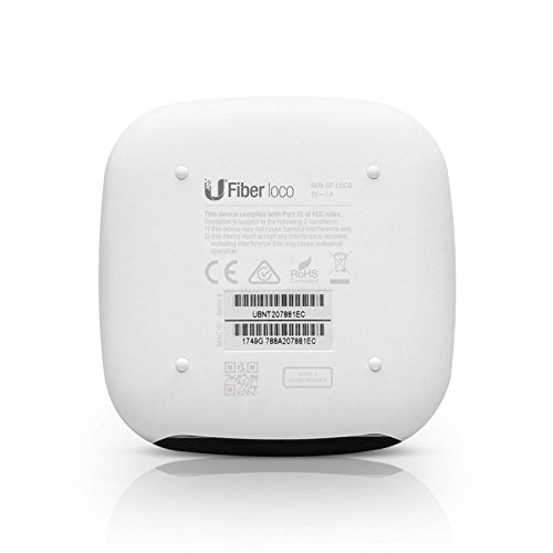 Ubiquiti Networks UFiber Loco gateway//controller 10,100,1000 Mbit//s